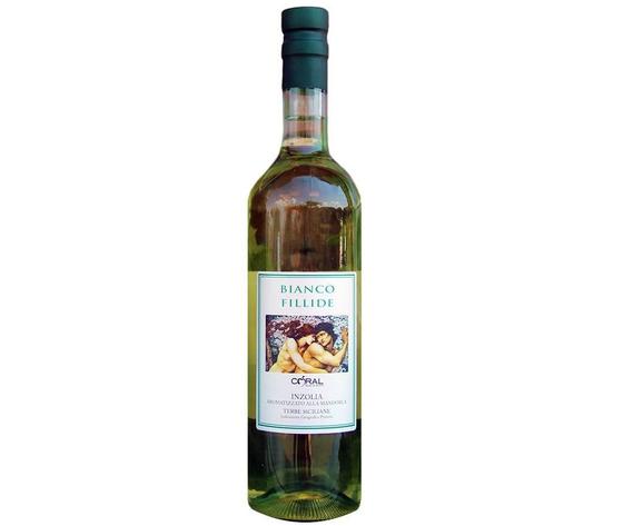 Vino aromatizzato alla mandorla bianco 750 ml