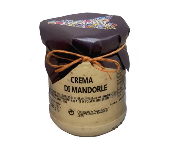 Crema di mandorle 200 gr