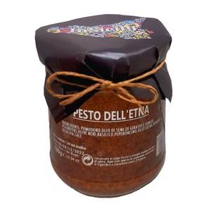 Pesto dell'Etna conf, di 2 pz da 180 gr l'uno
