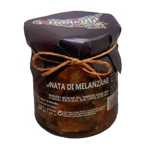 Caponata di melanzane conf 2 pz da 280 gr l'uno