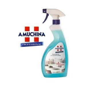 Amuchina detergente rapido per cucine Professionali