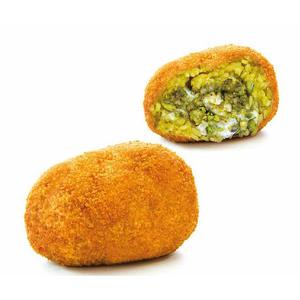 Arancino pistacchio 6pz