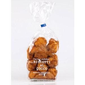 Biscotti al cocco conf. 250gr