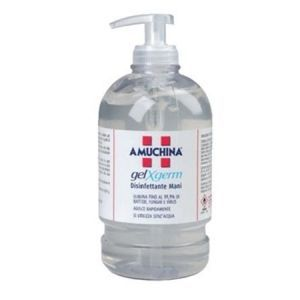 Amuchina germ gel 500 ml