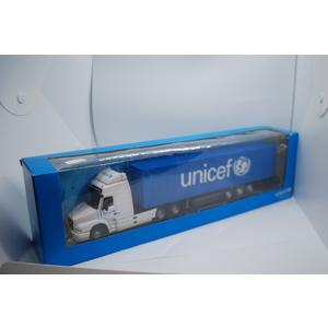 MODELLINO  CAMION ''UNICEF''