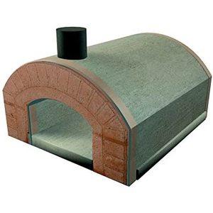 FORNO a legna ARIZONA bocca 47x23,5 cm fino a 3 pizze