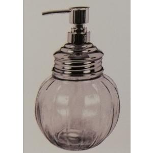 Dispenser MASON BOULE CIPI' CP908/MB in vetro effetto Vintage lavorato artigianalmente