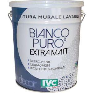 PITTURA BIANCO PURO EXTRAMATT