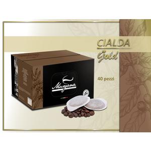 caffè gold in cialde 40 Pz