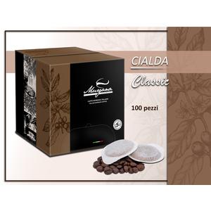 caffè classic in cialde 100 Pz