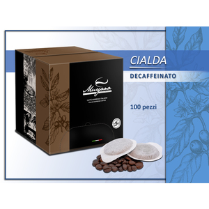 caffè deca in cialde 100 Pz