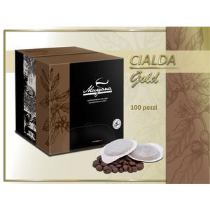 caffè gold in cialde 100 Pz