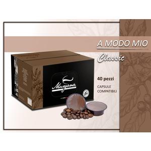 caffè classic a modo mio in capsule 40 Pz