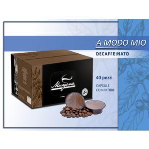 caffè deca a modo mio in capsule 40 Pz