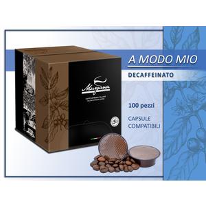 caffè deca a modo mio in capsule 100 Pz