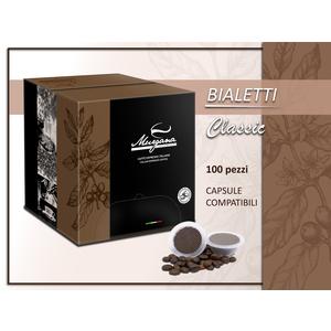 caffè Bialetti classic in capsule 100 Pz