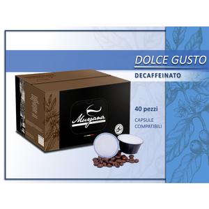 caffè dolce gusto decaffeinato in capsule 40 Pz