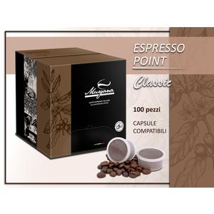 caffè espresso point classic in capsule 100 Pz