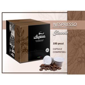 caffè nespresso classic in capsule 100 Pz