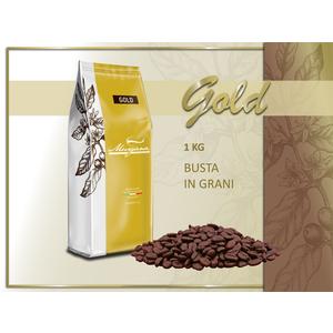 caffè gold busta in grani 1 kg