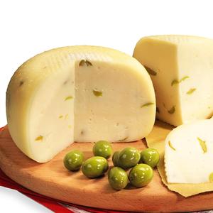 Caciotta alle olive