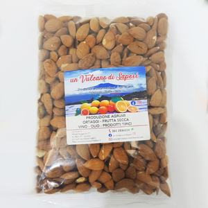 Mandorle sgusciate sicilia 500 g