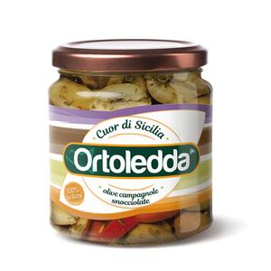 Olive campagnola snocciolate