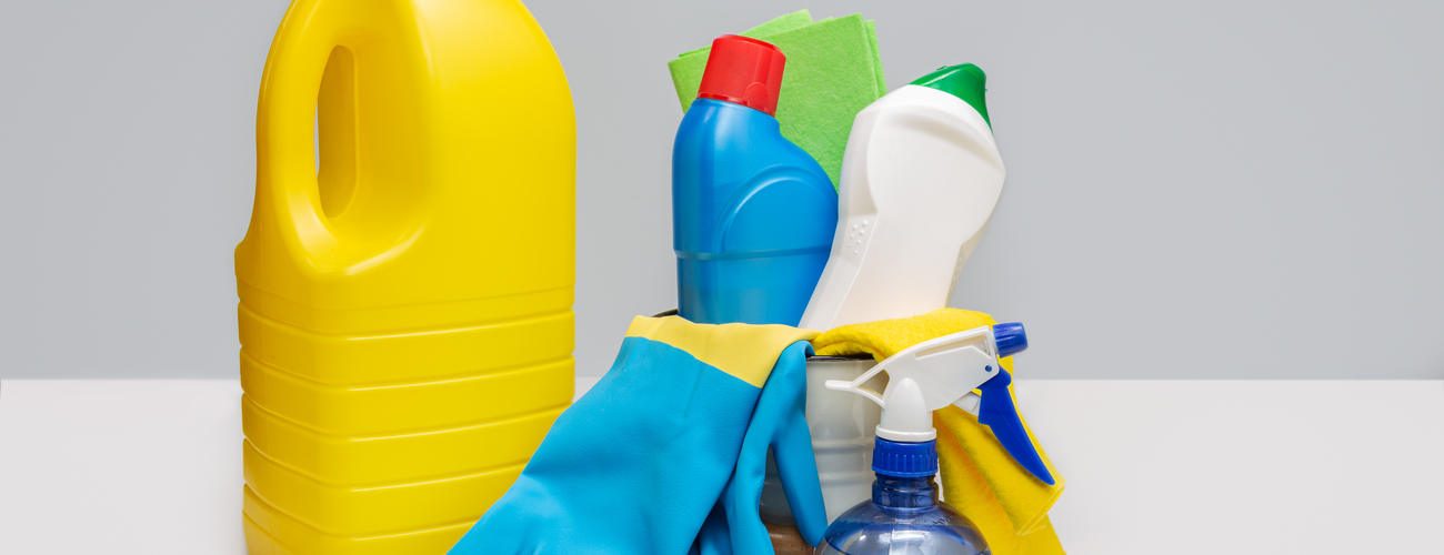 Household cleaning products c38qxtq