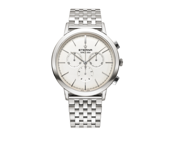 Eterna   chronograph 42 mm