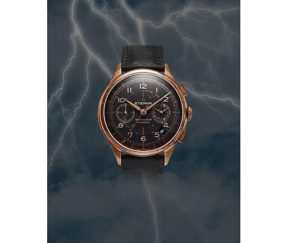 Eterna   chronograph collection