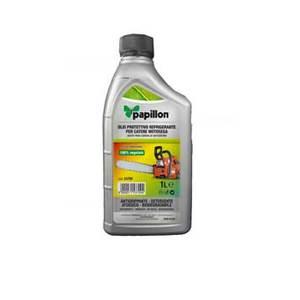 Prodotto sintetico completamente biodegradabile per la lubrificazione a perdita di meccanismi a movimento rapido come catene di motoseghe, macchine per potatura,ecc