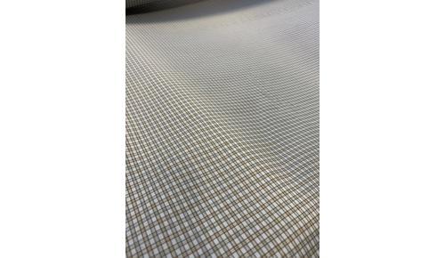cotone elasticizzato per camicie
