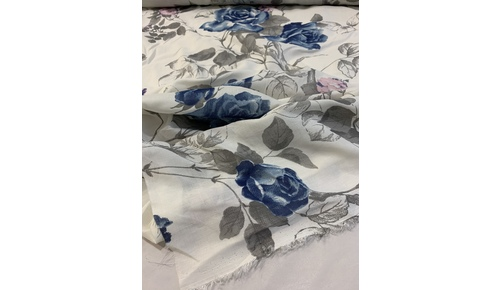 viscosa stampata per abiti camicie