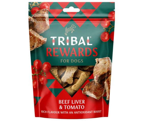 Treats beef tomato