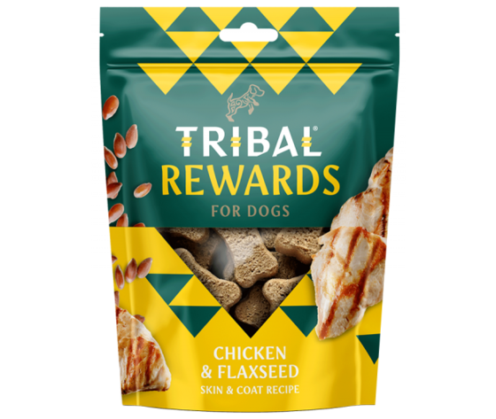 Treats chicken flaxseed
