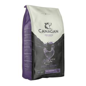 CANAGAN CANE ALL BREEDS LIGHT/SENIOR POLLO RUSPANTE 2 KG