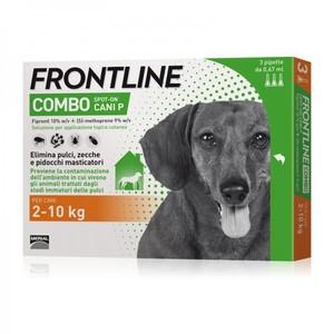 FRONTLINE COMBO CANE DA 2-10 KG