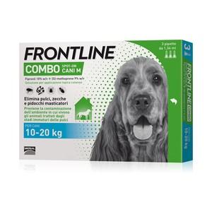 FRONTLINE COMBO CANE DA 10-20 KG