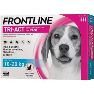 FRONTLINE TRI-ACT CANE DA 10-20 KG
