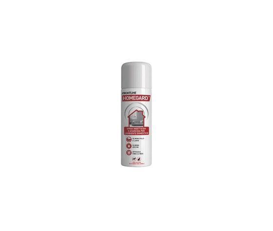 Frontline homegard spray pulci e zecche 250ml per ambiente
