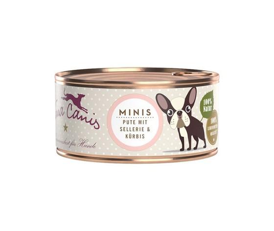 Terra canis mini menu al tacchino per cani