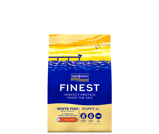 Finest puppy small 1.5 kg