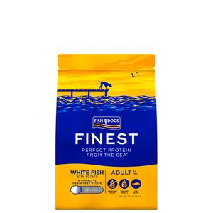 FISH4DOG CANE ADULT LARGE FINEST WHITE FISH PESCE BIANCO 1,5 KG