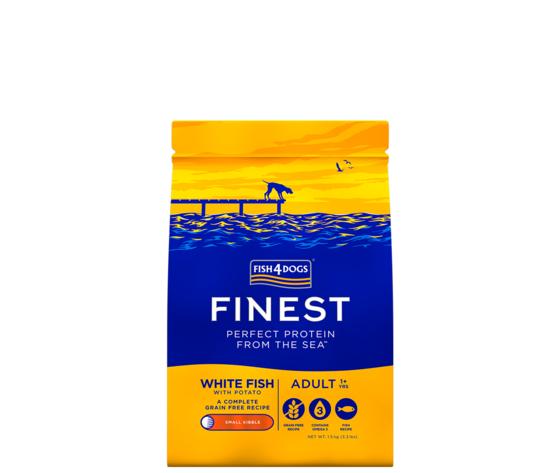 Finest pesce bianco small 1.5 kg