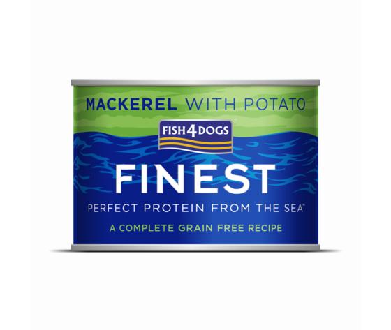 Finest mackerel wet complete dmw44 2020
