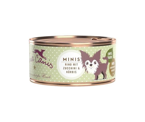 Terra canis mini menu al manzo per cani