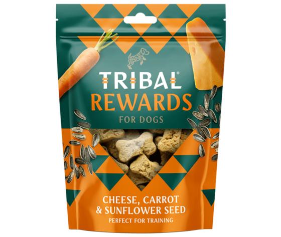 Treats cheese carrot