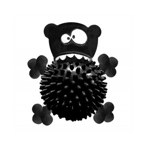 MILK & PEPPER LIMITED EDITION GIOCO COOL MONSTER BLACK DOG TOY