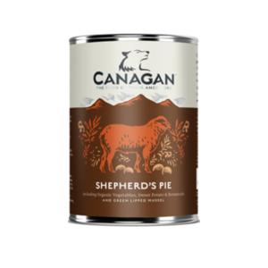 CANAGAN UMIDO CANE SHEPHERD'S PIE SHEPERD'S PIE / PASTICCIO DEL PASTORE 400G