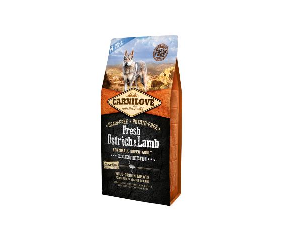 Ostrich lamb 6kg portfolio